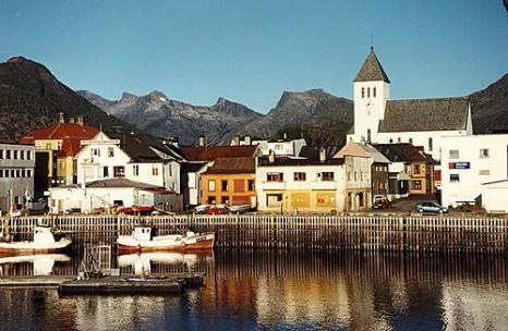 Норвегия - 1