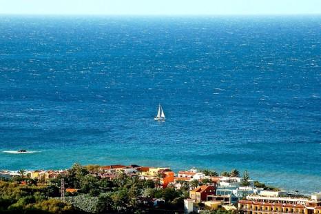 Канары - океанский яхтинг