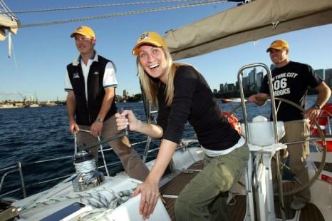 обучение яхтингу Storm crew - фото 1