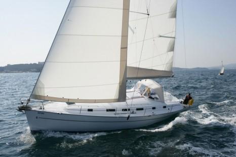 яхта Beneteau Cyclades 43.4