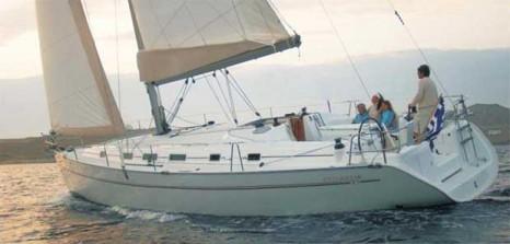 Яхта Cyclades 43.4