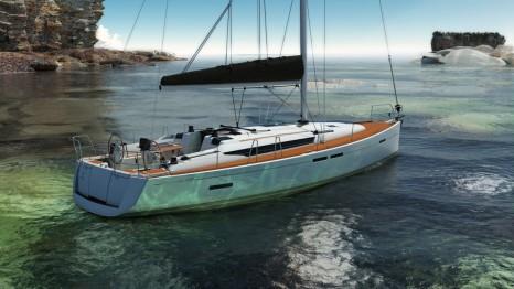 Jeanneau Sun Odyssey 439 внешний вид