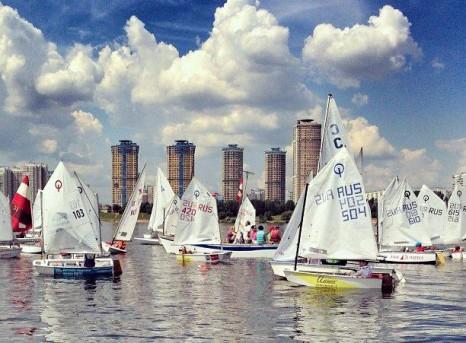 яхтинг Москва - фото