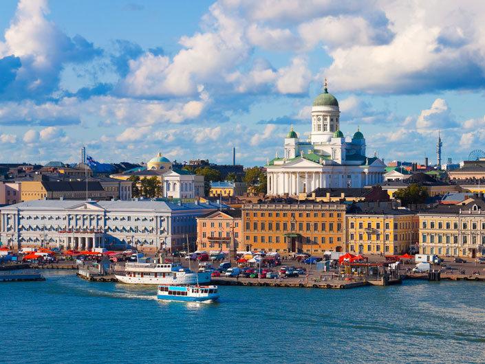 Страны на берегу Балтийского моря