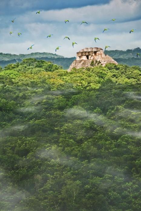 Пирамиды Майа, Белиз