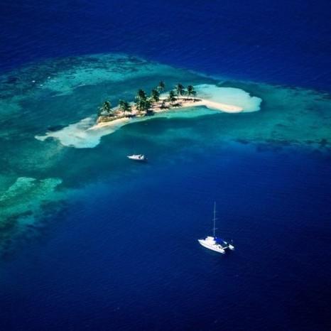 Белиз. Свой собственный необитаемый остров