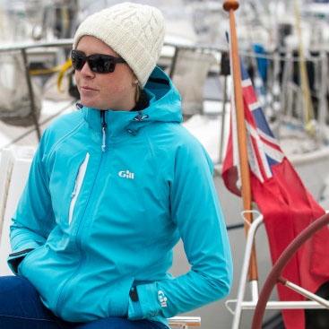 Легкая непромокаемая куртка, линейка Coastal, Gill