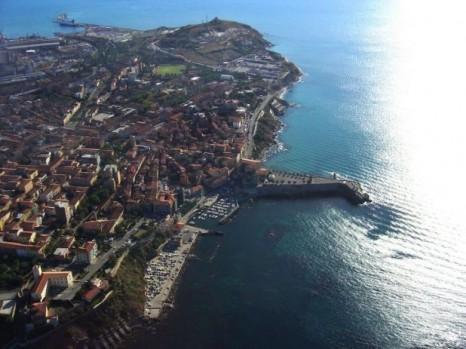 Пьомбино, город-крепость
