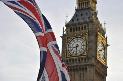 символы Британии