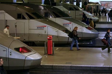 вокзал Монпарнас