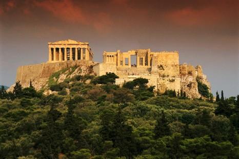 Величественные Афины