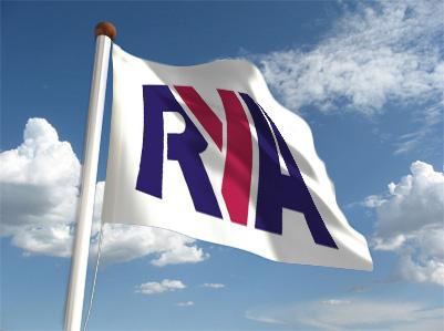 флаг RYA