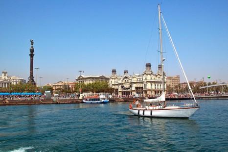 аренда яхт Барселона - фото