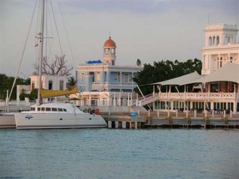 аренда яхты на Кубе - фото