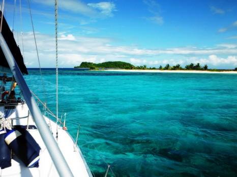 аренда яхт Карибы - фото