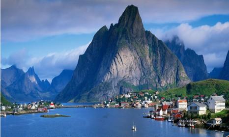 круизы по фьордам Норвегии - фото