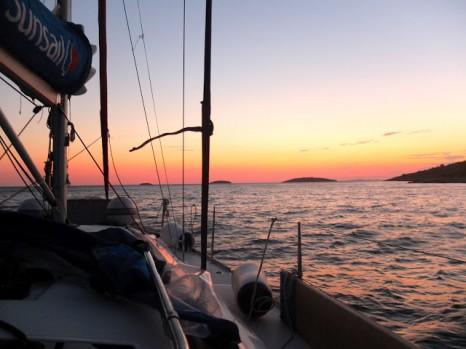 Неаполитанский залив: Капри-Искья 7 - Storm crew