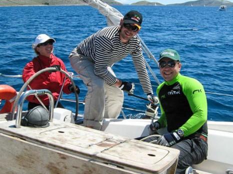 Несколько советов для успешного обучения яхтингу