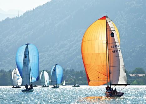 Blue-26 boats