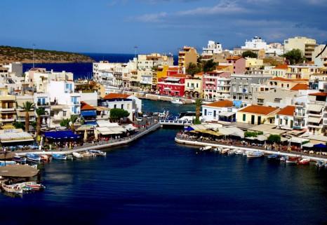 Агиос Николас, Крит