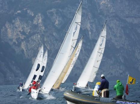J 80 sailing
