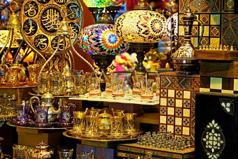 Стамбул базар