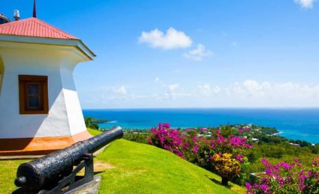 fort-king-george-tobago