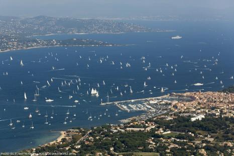 02/10/2013 - Saint-Tropez (FRA,83) - Voiles de Saint-Tropez 2013 - Day 3