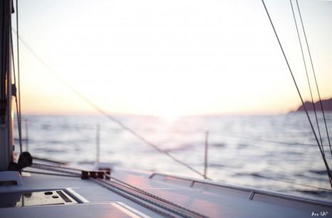 ocean yacht