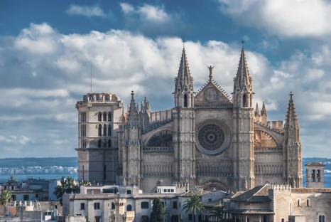 Santa Maria Cathedral, Palma Mallorca