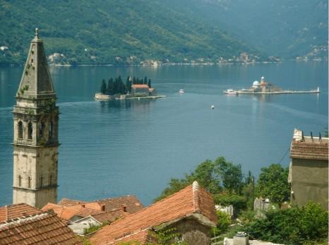 Черногория. Боко-Которский залив
