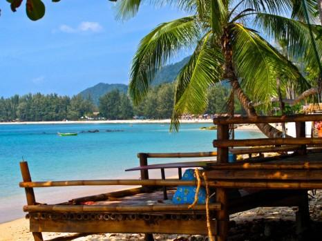 Остров Lanta, Тайланд