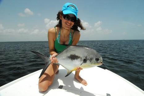 Рыбалка в Белизе
