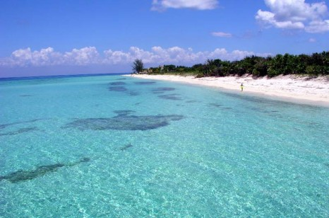 Пляж на острове Косумел