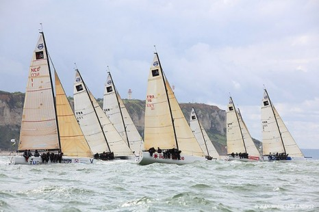 Alt_Normandy Sailing Week 20121