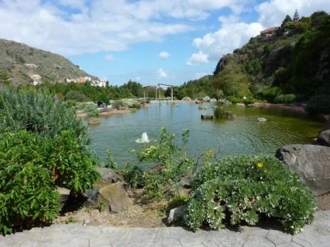 ботанический сад Хардин Канарио