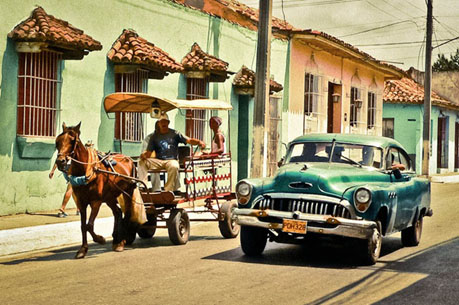 Куба. Береговая часть