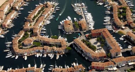 Порт Гримо - мекка для яхтсменов со всего света