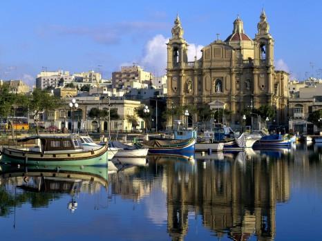 Malta_boats
