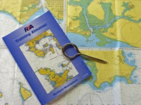 альманах карт Северного полушария
