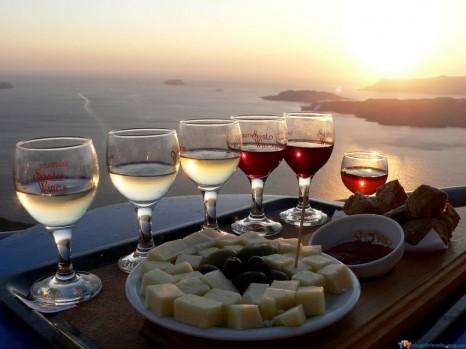 Греция-вино