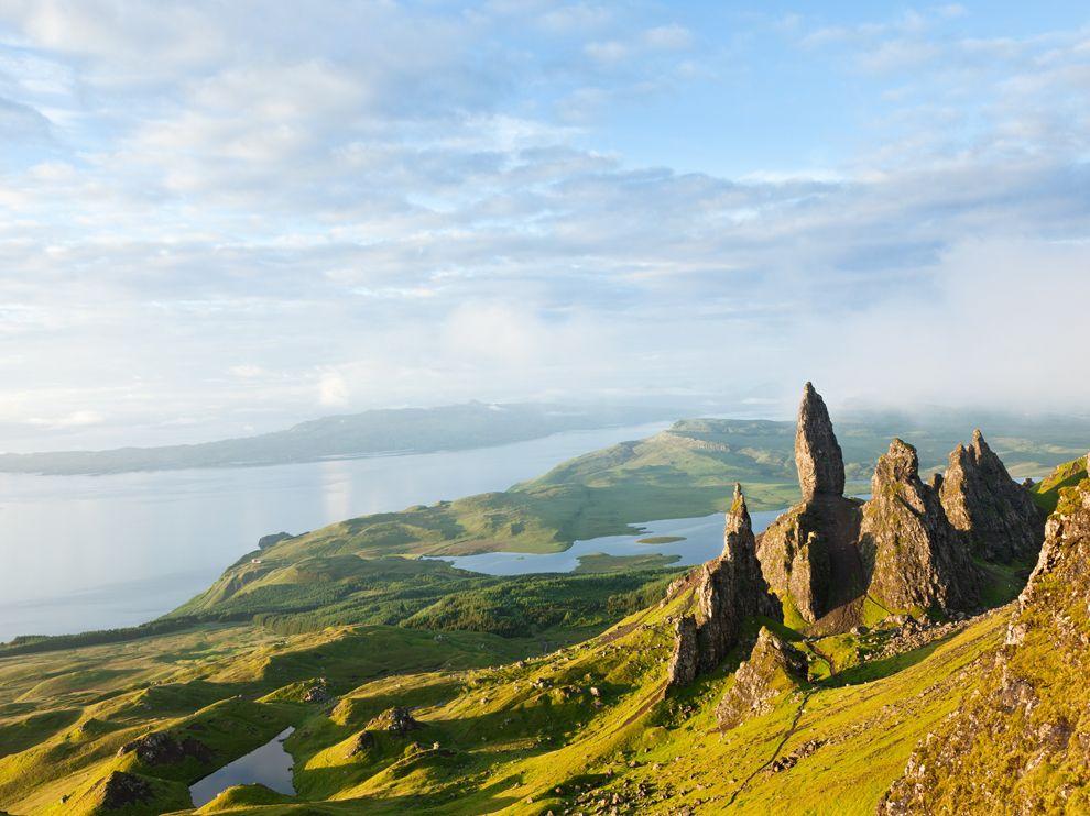 остров Скай - фото