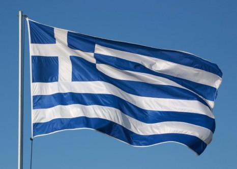 Греция флаг