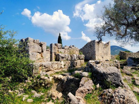 дворец Одиссея