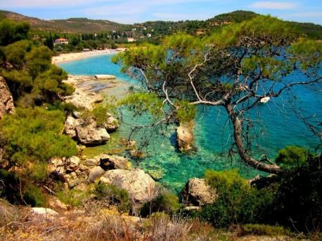 Спецес - остров, любимый Джоном Фаулзом