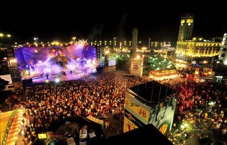 carnaval Tenerife Noche