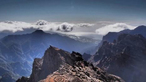 Taburiente vulcano