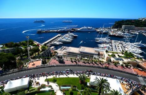 during final practice ahead of the Monaco Formula One Grand Prix at Circuit de Monaco on May 24, 2014 in Monte-Carlo, Monaco.