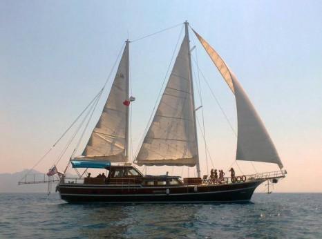 Яхта Валери