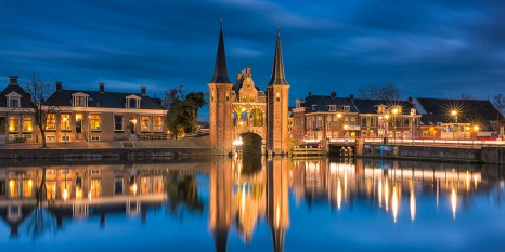Watertoren Sneek - Nederland